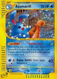 Azumarill (H4), Pokemon, Aquapolis