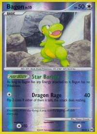 Bagon (Shiny), Pokemon, Arceus
