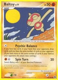 Baltoy, Pokemon, Great Encounters
