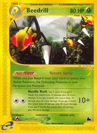 Beedrill, Pokemon, Skyridge