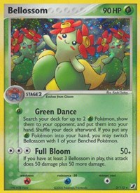 Bellossom, Pokemon, Unseen Forces