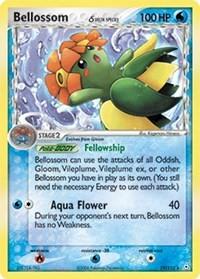Bellossom (Delta Species), Pokemon, Holon Phantoms