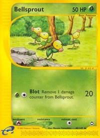 Bellsprout (45), Pokemon, Aquapolis