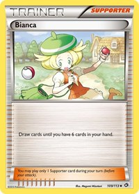 Bianca, Pokemon, Legendary Treasures