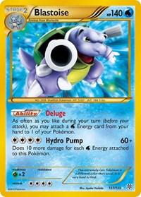 Blastoise, Pokemon, Plasma Storm