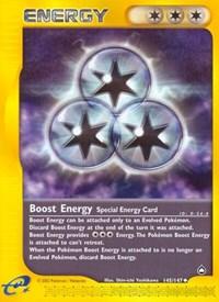 Boost Energy, Pokemon, Aquapolis