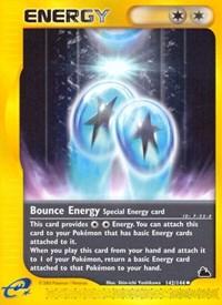 Bounce Energy, Pokemon, Skyridge