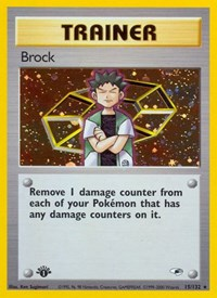 Brock (15), Pokemon, Gym Heroes