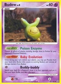 Budew, Pokemon, Stormfront