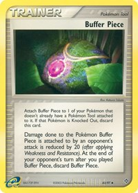 Buffer Piece, Pokemon, Dragon