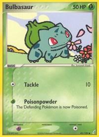 Bulbasaur (45), Pokemon, Crystal Guardians