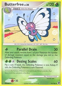 Butterfree, Pokemon, Great Encounters