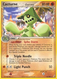 Cacturne (Delta Species), Pokemon, Crystal Guardians