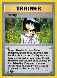 Charity, Pokemon, Gym Heroes