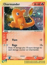 Charmander, Pokemon, Dragon