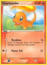 Charmander, Pokemon, Crystal Guardians