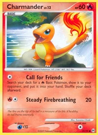 Charmander, Pokemon, Arceus