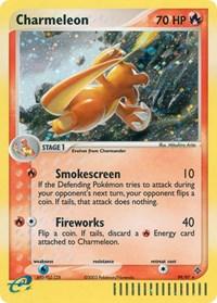 Charmeleon, Pokemon, Dragon
