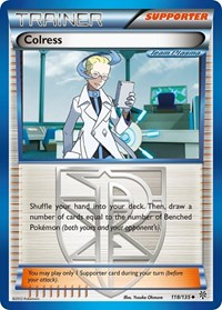 Colress (Team Plasma), Pokemon, Plasma Storm