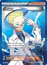 Colress (Team Plasma) (135 Full Art), Pokemon, Plasma Storm