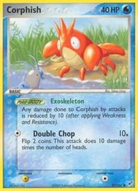 Corphish, Pokemon, Deoxys