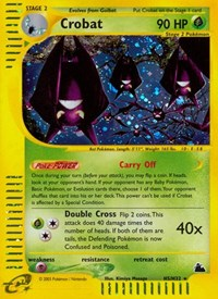 Crobat (H5), Pokemon, Skyridge