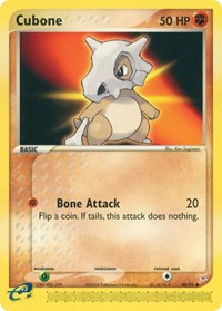 Cubone, Pokemon, Team Magma vs Team Aqua