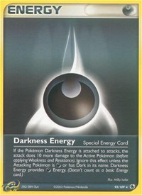 Darkness Energy (Special), Pokemon, Ruby and Sapphire