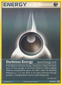 Darkness Energy (Special), Pokemon, Emerald