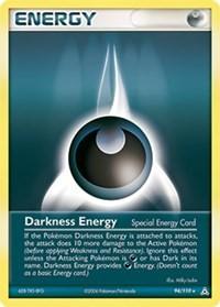 Darkness Energy (Special), Pokemon, Holon Phantoms