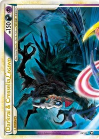 Darkrai & Cresselia Legend (Top), Pokemon, Triumphant