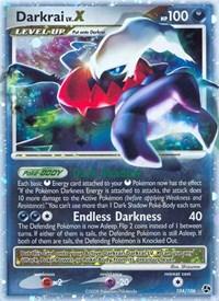 Darkrai Lv.X, Pokemon, Great Encounters