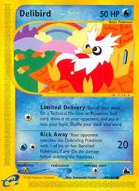 Delibird, Pokemon, Skyridge