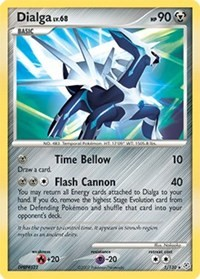 Dialga, Pokemon, Diamond and Pearl