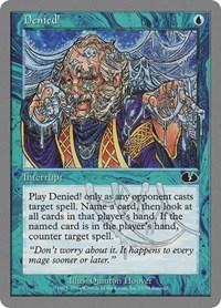 Denied!, Magic: The Gathering, Unglued