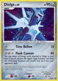 Dialga (DP26), Pokemon, Diamond and Pearl Promos