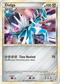 Dialga (Shiny), Pokemon, Call of Legends
