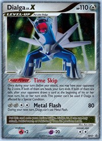 Dialga Lv.X (DP37), Pokemon, Diamond and Pearl Promos