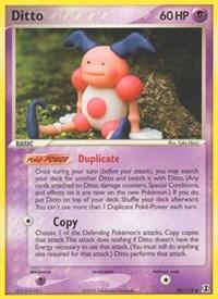 Ditto (Mr. Mime), Pokemon, Delta Species