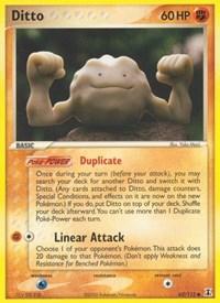 Ditto (Geodude), Pokemon, Delta Species