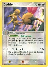 Dodrio, Pokemon, FireRed & LeafGreen