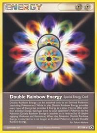 Double Rainbow Energy, Pokemon, Emerald