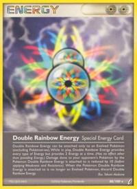 Double Rainbow Energy, Pokemon, Crystal Guardians