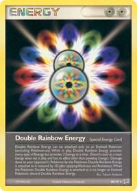 Double Rainbow Energy, Pokemon, Team Magma vs Team Aqua