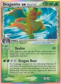 Dragonite ex (Delta Species), Pokemon, Dragon Frontiers