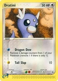 Dratini, Pokemon, Dragon