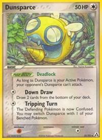 Dunsparce, Pokemon, Legend Maker