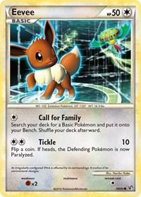Eevee (48), Pokemon, Undaunted