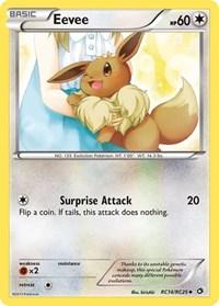 Eevee, Pokemon, Legendary Treasures: Radiant Collection