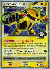 Electivire FB Lv.X, Pokemon, Supreme Victors